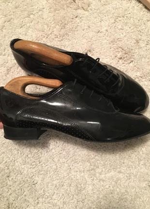 Supadance мужские туфли для танцев латина стандарт 28см