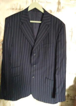 Брендовый мужской пиджак