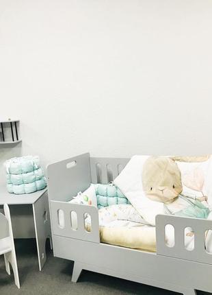 Комплекты бортики в детскую кроватку
