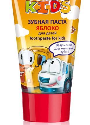 Зубная паста 3+