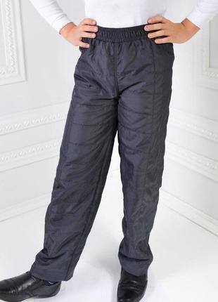 Супер штаны деми евро зима