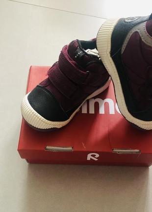 Демисезонные ботинки reima passo_22