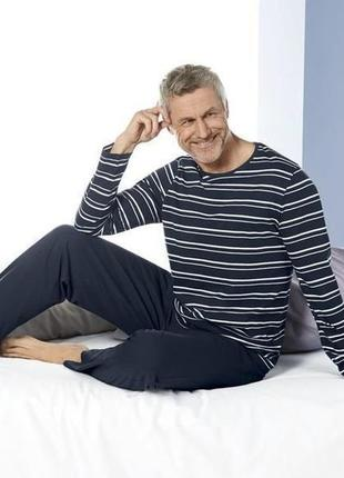Трикотажная пижама домашний костюм livergy германия