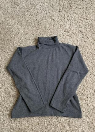 Кофта светр свитер водолазка гольф