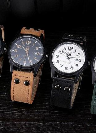 Часы брендовые soki 4 цвета