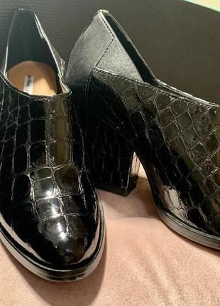 Итальянские туфли{кожа}