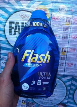 В топ  flash универсальное чистящее средство