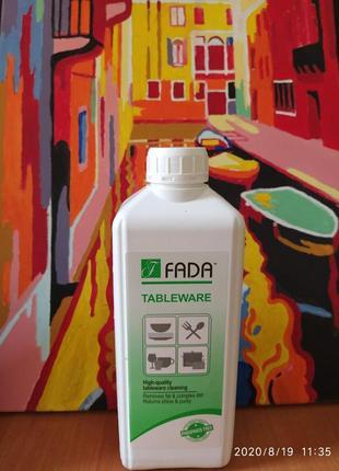 Fada, засіб для ручного миття посуду, 1 л