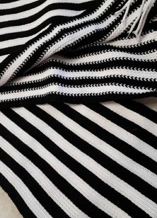 Классический стиль  ,тёплый шарф3 фото
