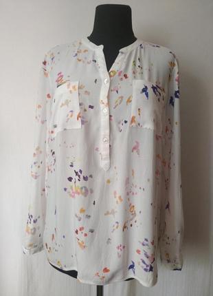 Нежная, стильная блуза-рубашка