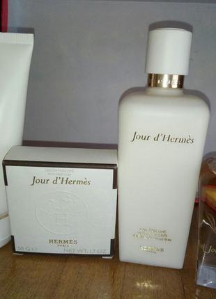 Продам набор парфюмированной косметики hermes