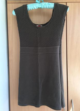 Короткое , стильное платье zara
