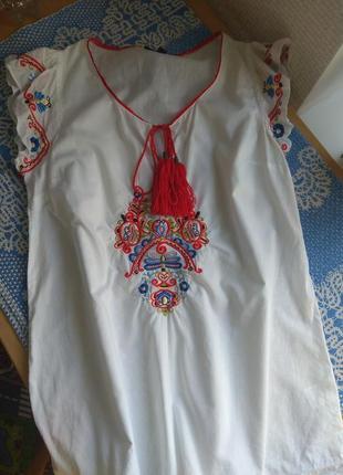 Блуза в етностилі ✳️