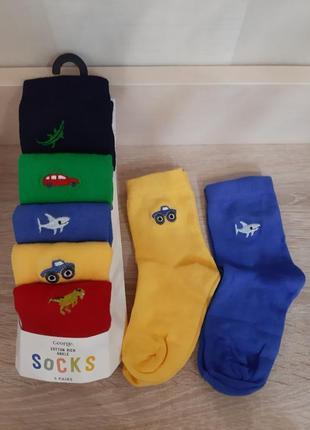 Носочки george. носки джордж. размер на 2-3 года.