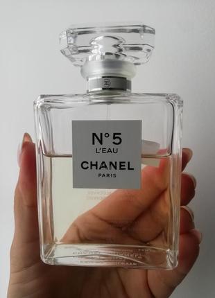 Chanel n5 l'eau парфум