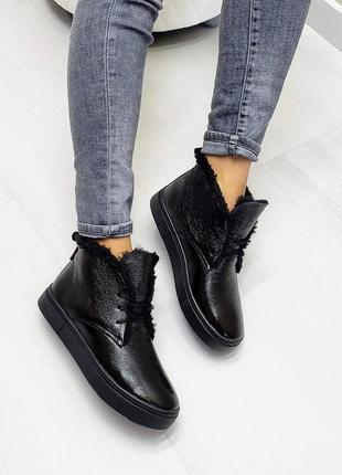 Ботинки натуральная кожа р32-41 хайтопы слипоны кеды сапоги чоботи хайтопи черевики кеди