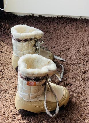 Детские, зимние ботинки
