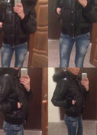 Куртка philipp plein s