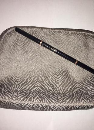 Набор карандаш + косметичка estee lauder