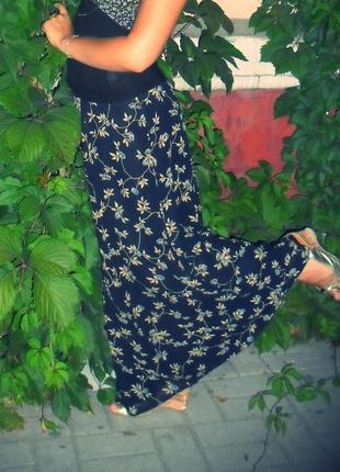 Длинная юбка от marks & spencer