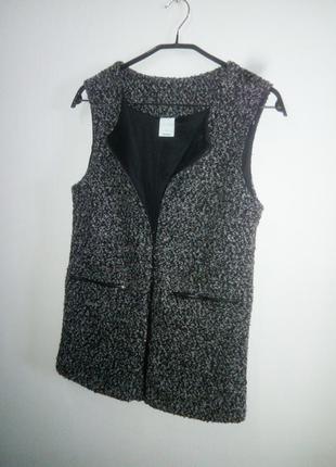 Крутой жилет от vero moda
