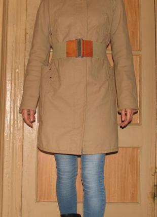 Пальто mango xs-s