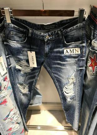 Джинсы женские бренд amn