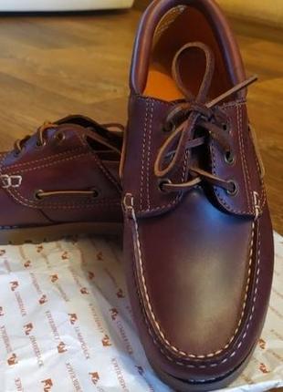 ☝️мужские туфли фирмы lumberjack👍