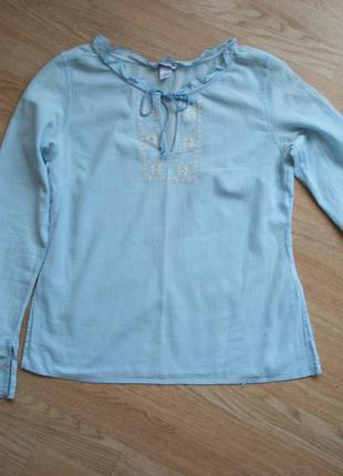 Вышитая блуза от abercrombie & fitch