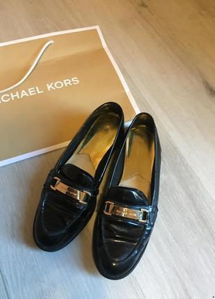 Туфлі michael kors