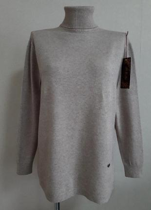 Мега шикарное качество!новинка!модный свитер,оверсайз,с кашемиром,разрезами по бокам!