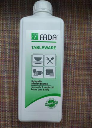 Средство для мытья посуды фада посуд fada