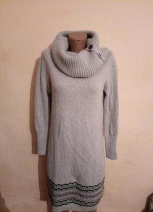 Вязаное платье от tommy hilfiger