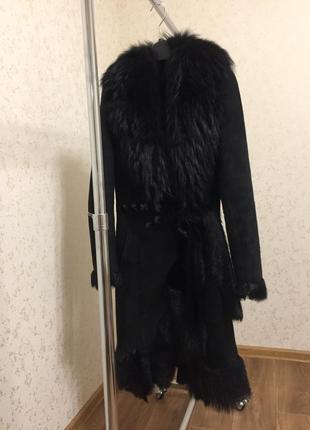 Стильная,тёплая,качественная,натуральная дублёнка!  daniel leather & fur