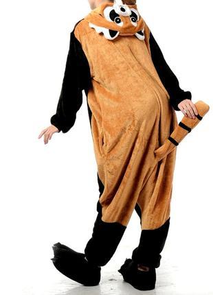 Кигуруми пижама красная панда s 150-155 рост