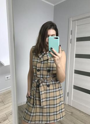 Жилетка - платье