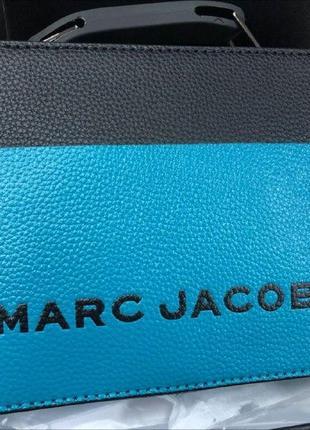 Мини чемодан marc jacobs / кожа / женский