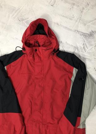 Куртка ветровка дощовик mammut l xl чоловіча мужская