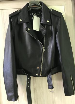 Курточка кожаная,косуха,кожа супер.модель 2020р