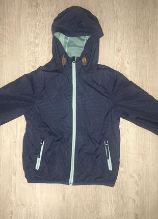 Куртка ветровка next 122 см