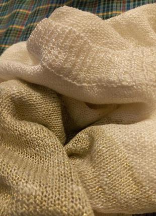 Пуловер без рукавов оверсайз звезда5 фото