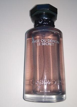 Женская парфюмированная вода givenchy ange ou demon le secret edition 100 мл