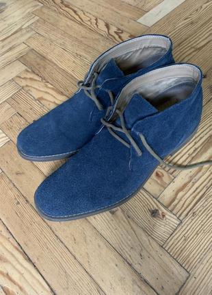 Мужские ботинки calvin klein р 8,5
