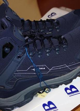 Зимние ботинки bona,43 и 45рры