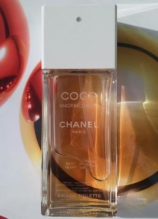 Chanel coco mademoiselle оригинал
