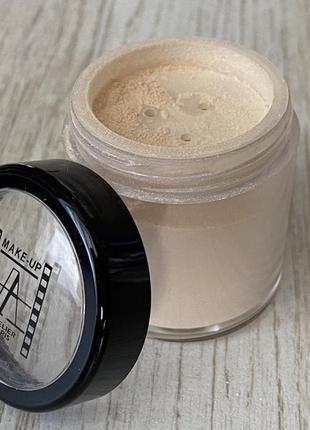 Рассыпчатая минеральная пудра make-up atelier paris, 8 гр. (оригинал), plmnp