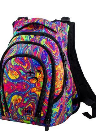 Рюкзак winner 244 d подростковый разноцветный.