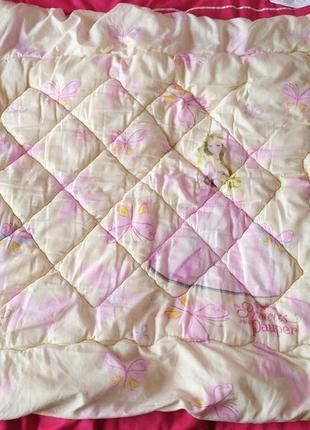 Детское одеяло ковдра теплое зимнее синтепон