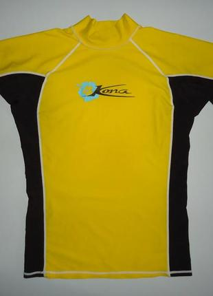 Серфинг рафтинг гидрофутболка kona one longboard xl