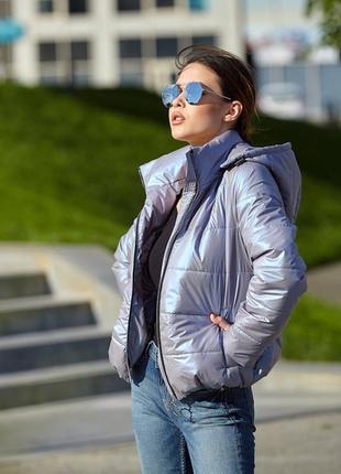 Крутая демисезонная куртка